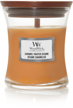 WoodWick Caramel Toasted Sesame 85g