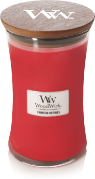 WoodWick Crimson Berries 610g
