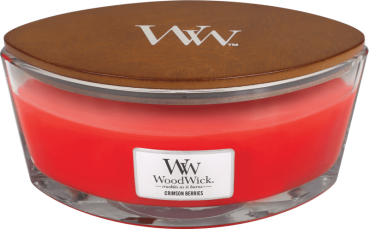 WoodWick Crimson Berries Ellipse 454g