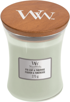 WoodWick Fig Leaf & Tuberose 275g