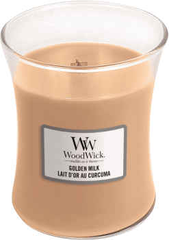 WoodWick Golden Milk 275g