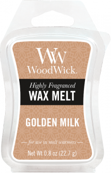 WoodWick Golden Milk Melt