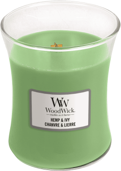 WoodWick Hemp & Ivy 275g