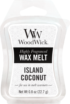 WoodWick Island Coconut Melt