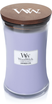 WoodWick Lavender Spa 610g