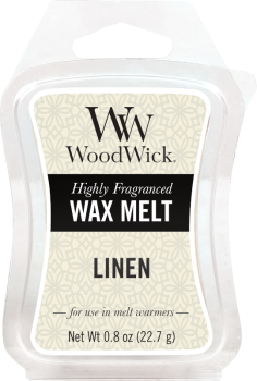 WoodWick Linen Melt