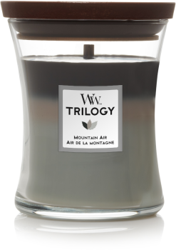 WoodWick Trilogy Mountain Air 275g