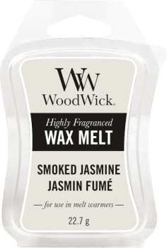 WoodWick Smoked Jasmine Melt