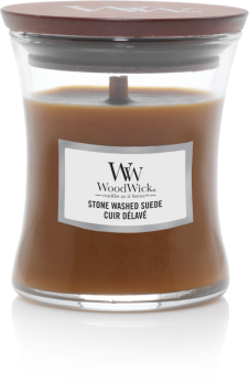 WoodWick Stone Washed Suede 85g