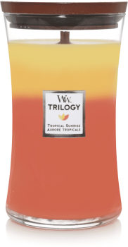 WoodWick Trilogy Tropical Sunrise 610g