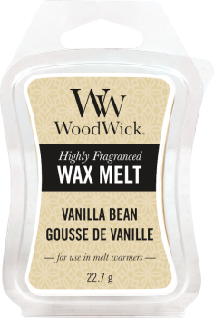 WoodWick Vanilla Bean Melt