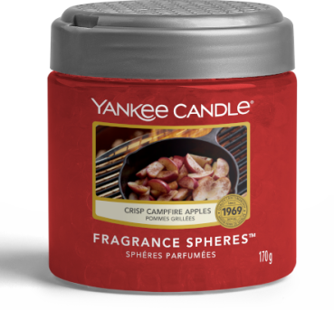 Yankee Candle Fragrance Spheres Crisp Campfire Apples