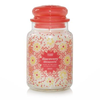 Yankee Candle Duft des Jahres 2021 Discovery 623g