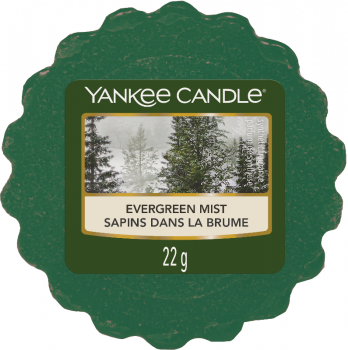 Yankee Candle Evergreen Mist Tart