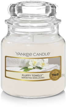 Fluffy Towels 104g Yankee Candle