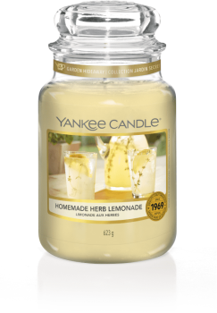 Yankee Candle Homemade Herb Lemonade 623g