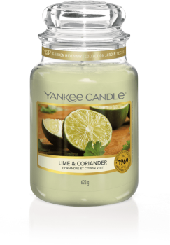 Yankee Candle Lime & Coriander 623g