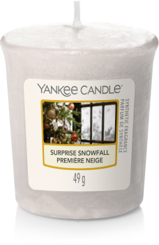 Yankee Candle Surprise Snowfall Votivkerze
