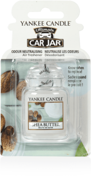 Yankee Candle Shea Butter Car Ultimate