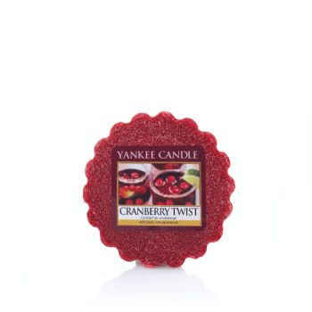Yankee Candle Cranberry Twist Tart