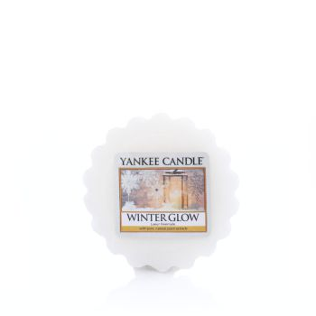 Yankee Candle Winter Glow Tart