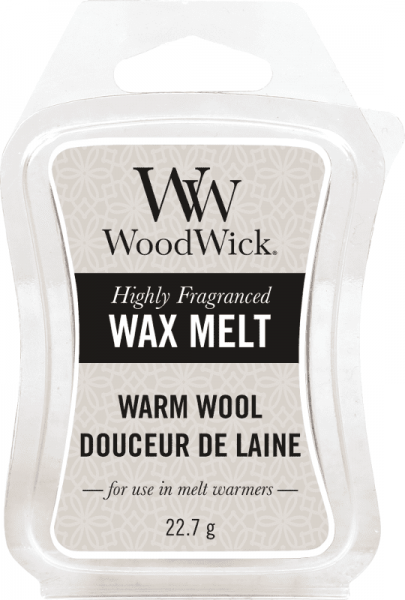 WoodWick Warm Wool Melt