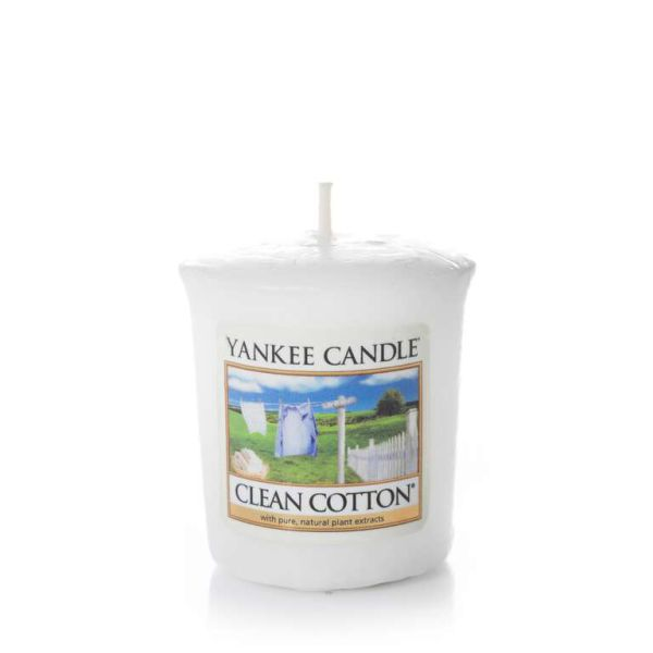 Yankee Candle Clean Cotton Sampler
