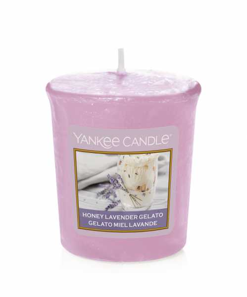 Yankee Candle Honey Lavender Gelato Sampler