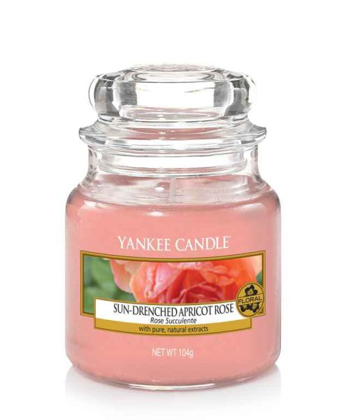 Yankee Candle Sun-Drenched Apricot Rose 104g