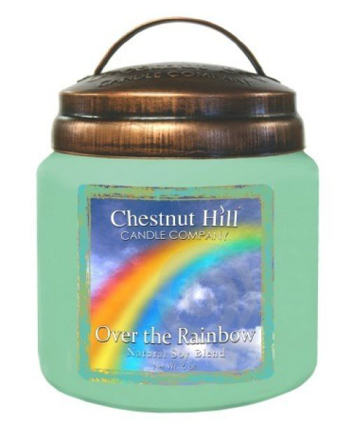 Chestnut Hill Candle Over The Rainbow 454g Kerze
