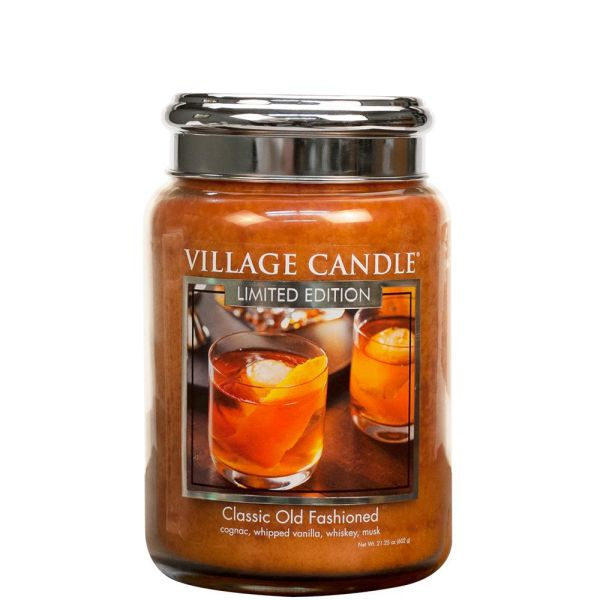 Village Candle Classic Old Fashioned 602g Kerze