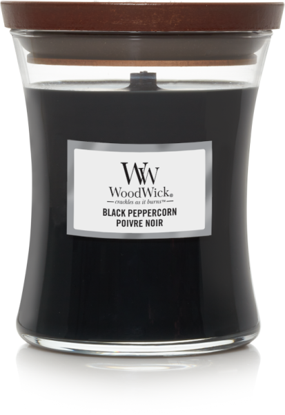 Black Peppercorn 275g Duftkerze von WoodWick