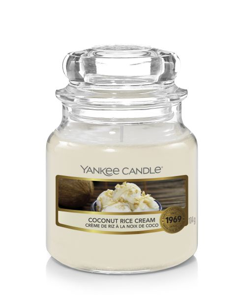 Coconut Rice Cream 104g Kerze von Yankee Candle