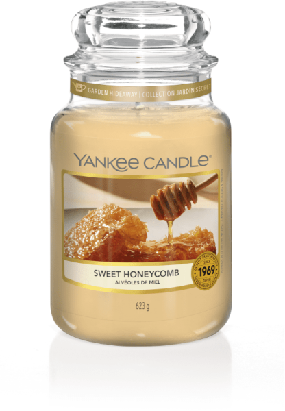 Yankee Candle Sweet Honeycomb 623g