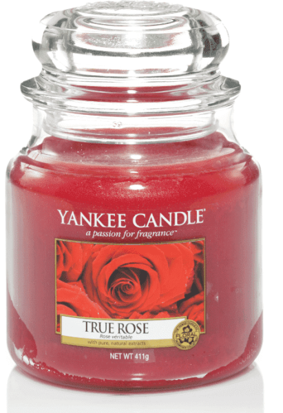 Yankee Candle True Rose 411g
