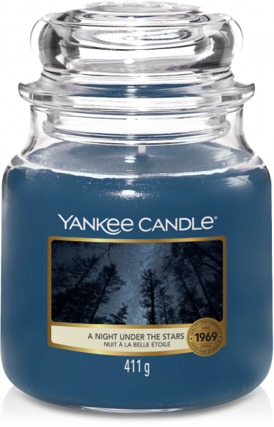 A Night Under The Stars 411g Yankee Candle