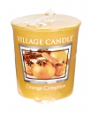 Village Candle Orange Cinnamon Votivkerze